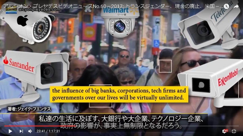 現金廃止監視カメラAP60
