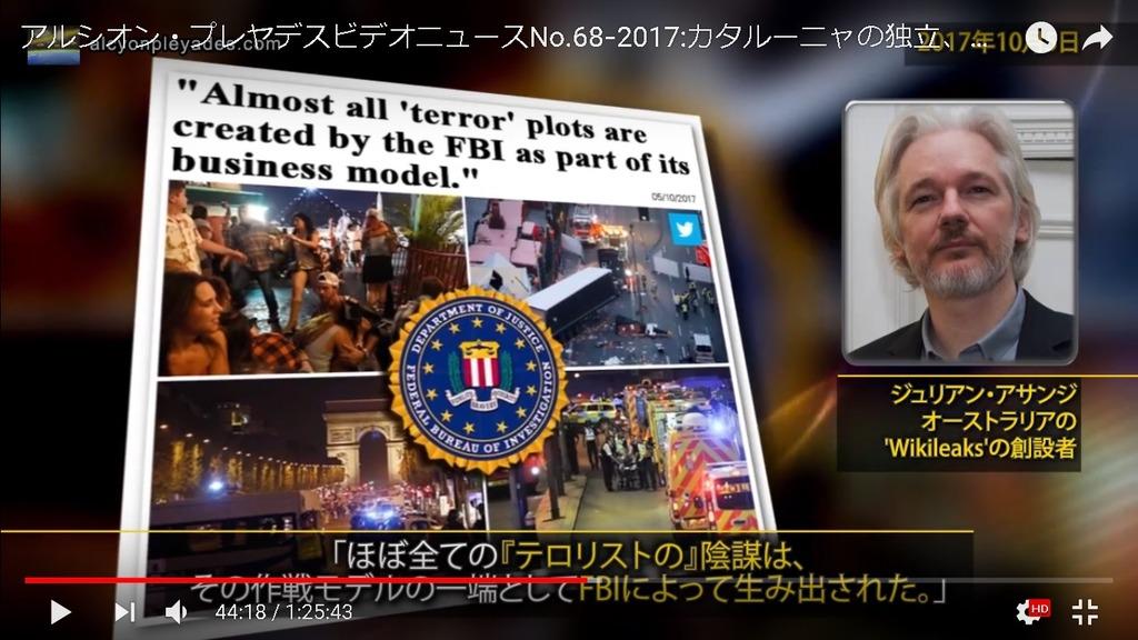 FBIテロの陰謀