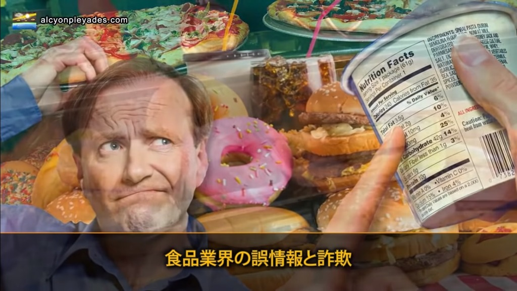食品業界の誤情報と詐欺