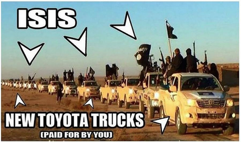 isis-trucks-toyota