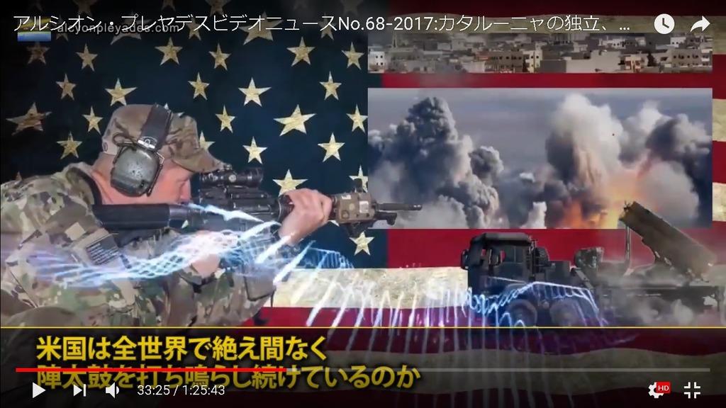 アメリカ戦争APN68