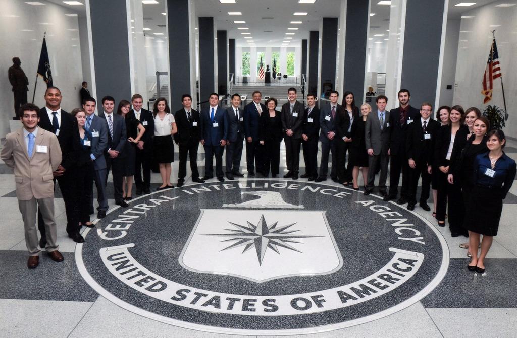 CIA勢揃い