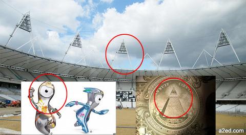 olympic illuminati
