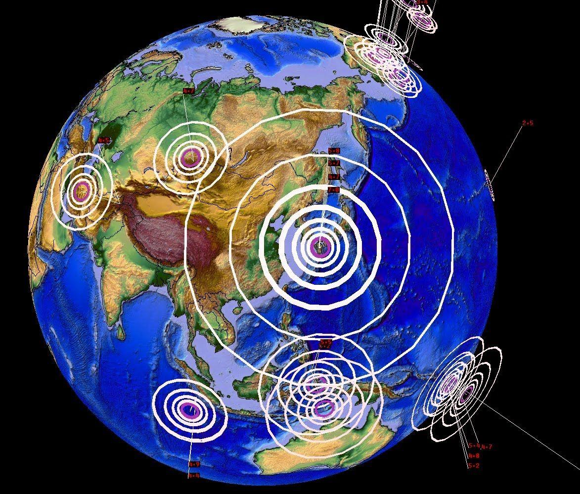 地震兵器LHC