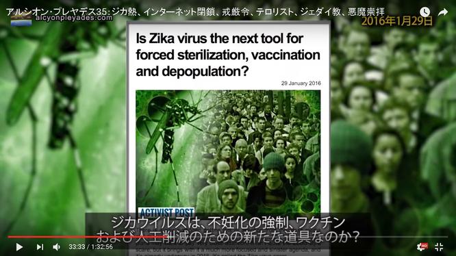 zika 不妊ワクチンAP35