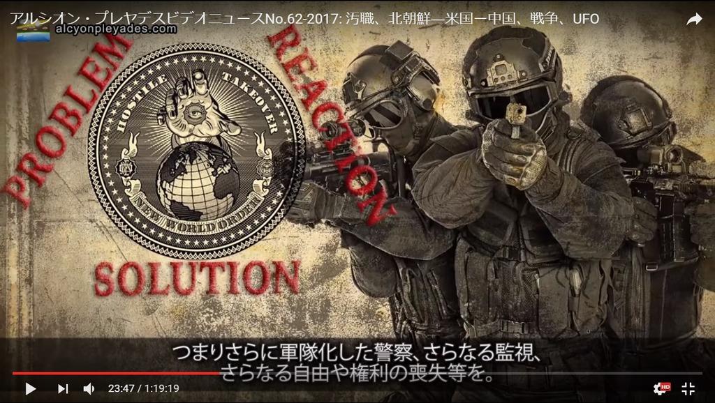 軍隊化警察 APN62