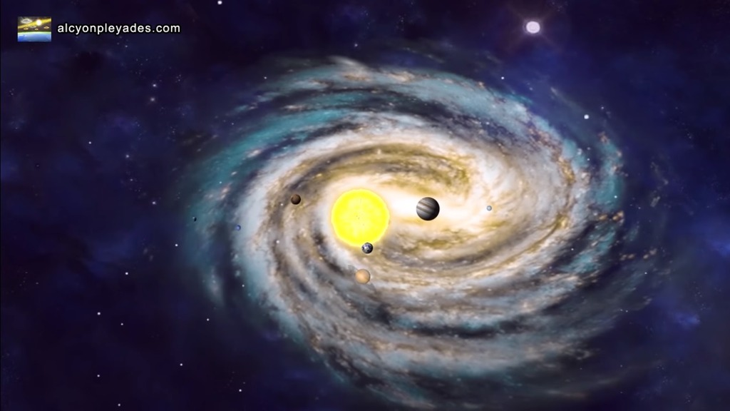 太陽系 セントラルサン