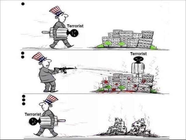 アメリカ テロ自作自演