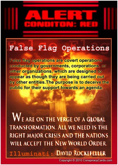 false flag ope