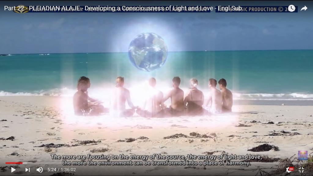 Alaje22 Meditation on the beach
