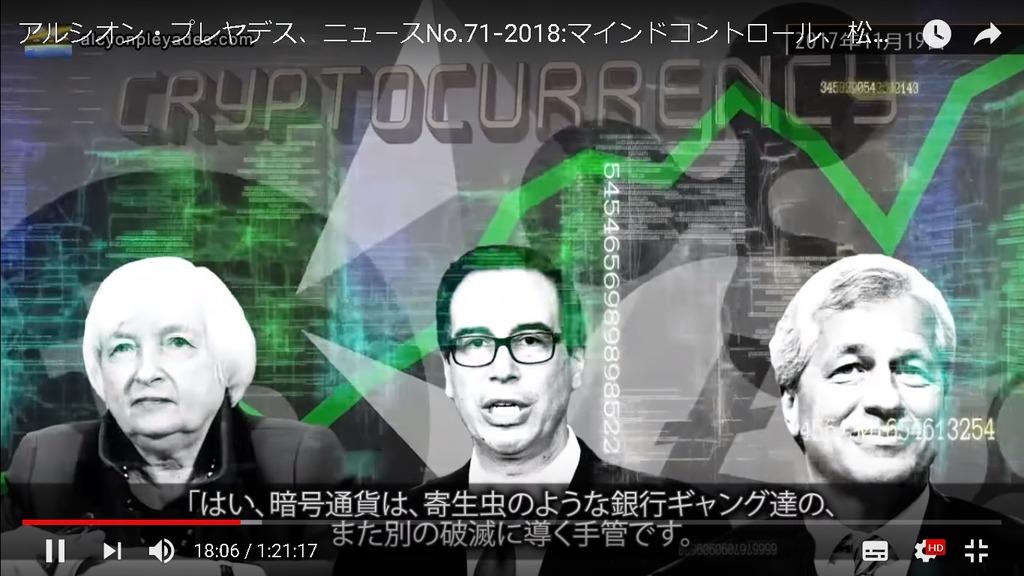 暗号通貨 銀行ギャング
