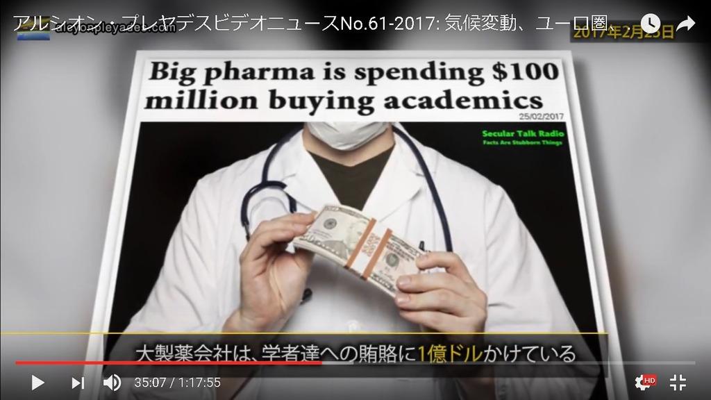 製薬会社賄賂APN61