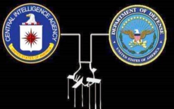 CIA操り人形