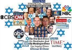 マスゴミ ユダヤ支配