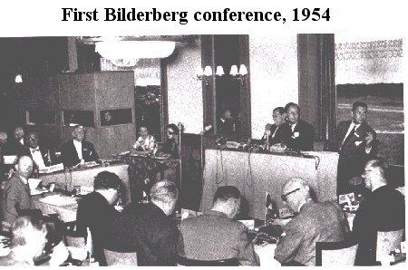 ビルダーバーグ会議1954