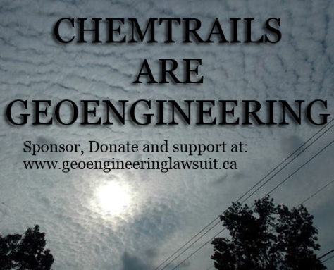 Chemtrails-are-geoengineering