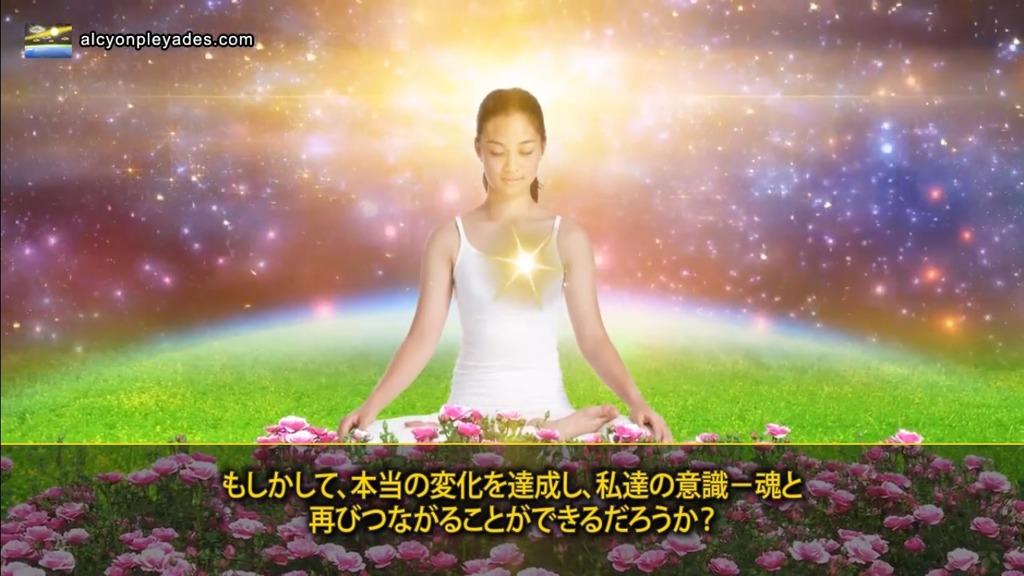 瞑想 意識魂つながり