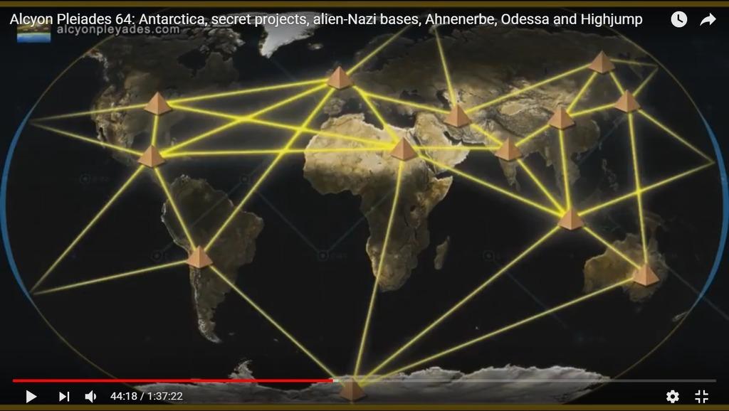 ピラミッド南極ネットワーク
