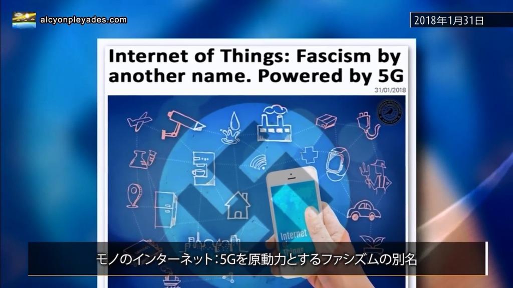 5Gインターネット ファシズム