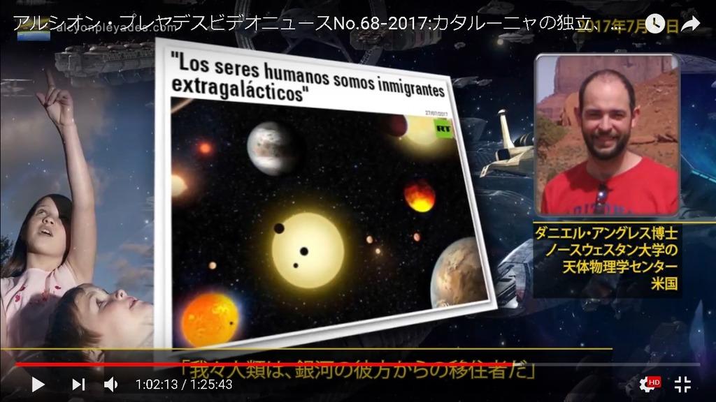 人類銀河彼方の移住者