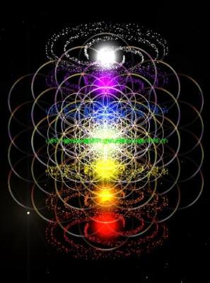 チャクラ神聖幾何学