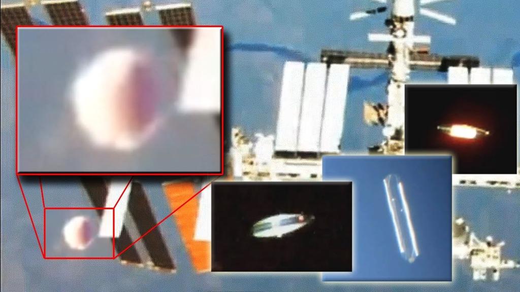 UFO宇宙ステーション