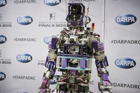 DARPA robo