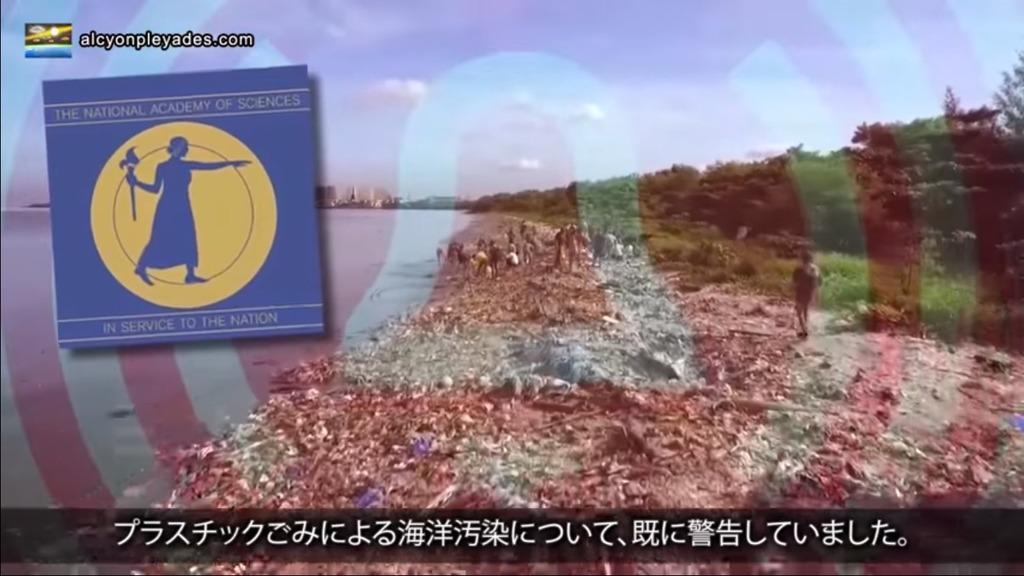 プラスチックゴミ 海洋汚染