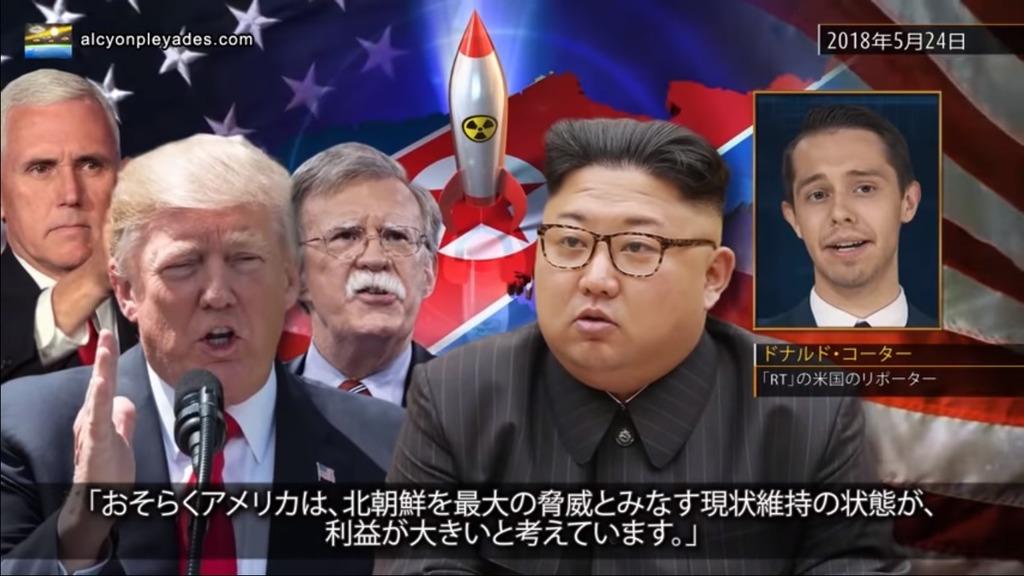 北朝鮮現状維持 アメリカの利益