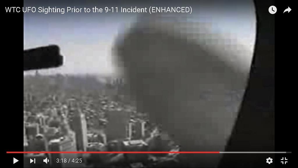 UFO WTC