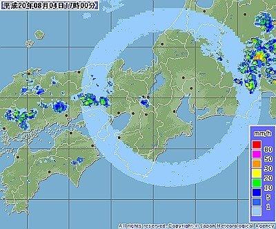 HAARP 雲 日本