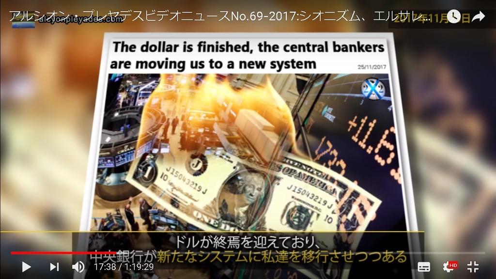 $終焉 中央銀行新システム APN69