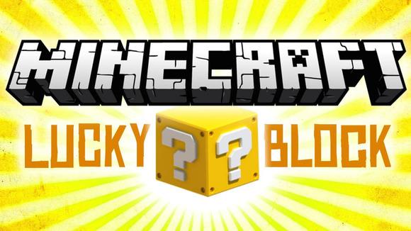Minecraftのラッキーブロックモッズ