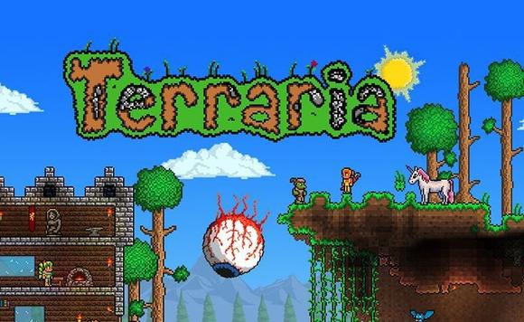 Terrariaゲーム