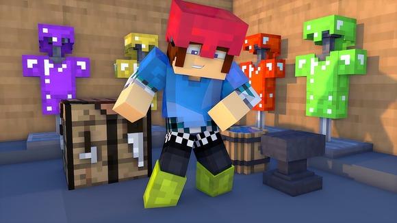 Minecraftの改造