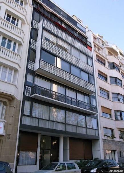 ル・コルビュジエナンジュセール・エ・コリ通りのアパート