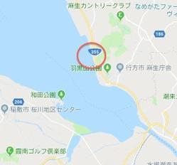 フレンド地図1