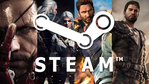 Steamでホリデーセールがスタート!『MGS5』が33%OFF、『ウィッチャー3』が50%OFF、『マッドマックス』が66%OFF、『ジャストコーズ3』が20%OFFなど9000作品以上がセール価格に!