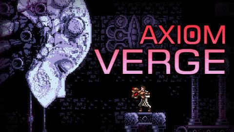 """【Steamセールピックアップ】探索型2Dアクション""""メトロイドヴァニア""""の傑作『Axiom Verge』が30%OFFのセール価格に!"""