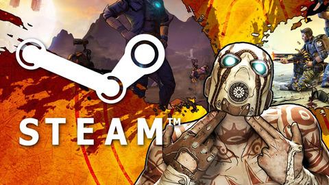【Steam今週のMIDWEEK MADNESS】『ボーダーランズ2』が495円『ウィッチャー2』が396円『スーパーミートボーイ』が296円『ARK: Survival Evolved』が33%OFFなど