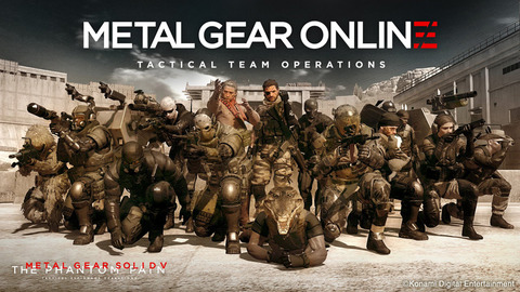 『Metal Gear Online 3(メタルギアオンライン)』12月のアップデート内容が追加公開!プリセットテキストや任意マーカー、武器性能調整など【MGO3】