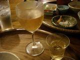 自家製完熟梅酒