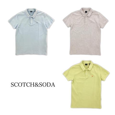 【men's】SCOTCH&SODA新着情報!