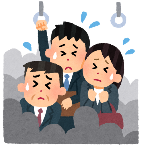 【悲報】『JR東日本』社長、時間帯別「運賃」を検討 ラッシュ時間帯は値上がりも