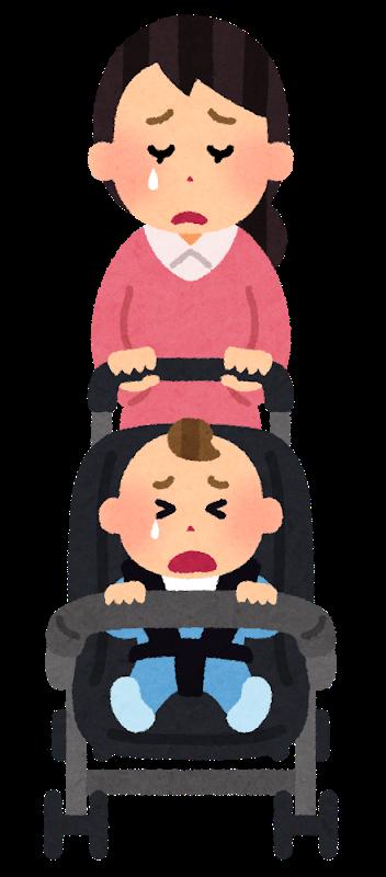 【悲報】JR駅員、母親に代わって『ベビーカー』を階段から下ろそうとした際、中から子どもが転落、翌日病院行ったら頭骨骨折脳内出血判明・大津