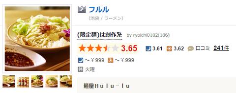 フルル(Hulu-lu ) 050-5872-4667