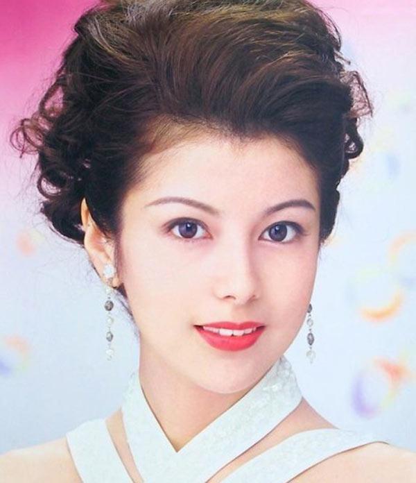 若いころの沢口靖子