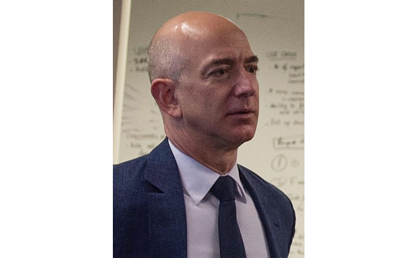 【米長者番付】アマゾン創業者、ジェフ・ベゾス氏 資産18兆円 ビル・ゲイツ氏引き離す