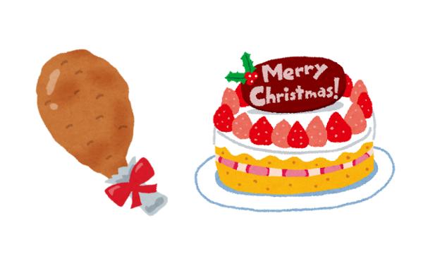 【急募】ケーキとチキンが安くなるタイミング
