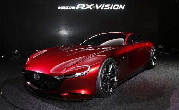 マツダ新型ロータリー搭載車「RX-9」開発にGO、価格は約800万円に決定!?